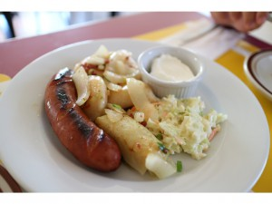 """Thai Wok's N'Go Restaurant """"Pyrogy Dinner"""" - Glendale Alberta"""